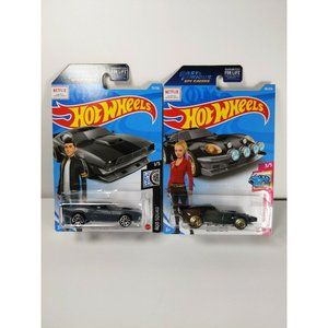 Two Hot Wheels Fast & Furious Spy Racers Ion
